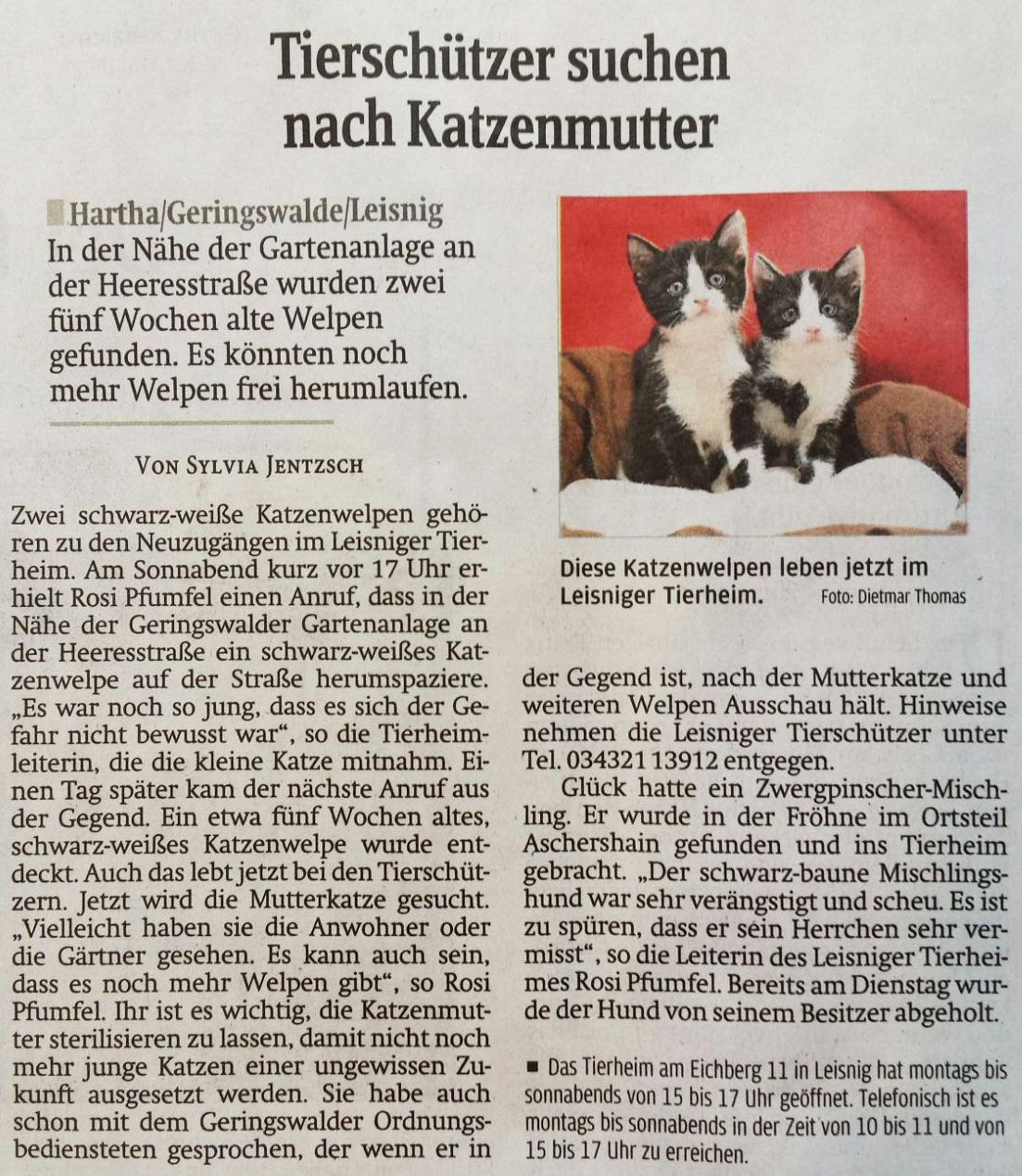(Quelle: Sächsische Zeitung vom 19.08.2016)